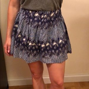 Thakoon Print Mini Skirt!